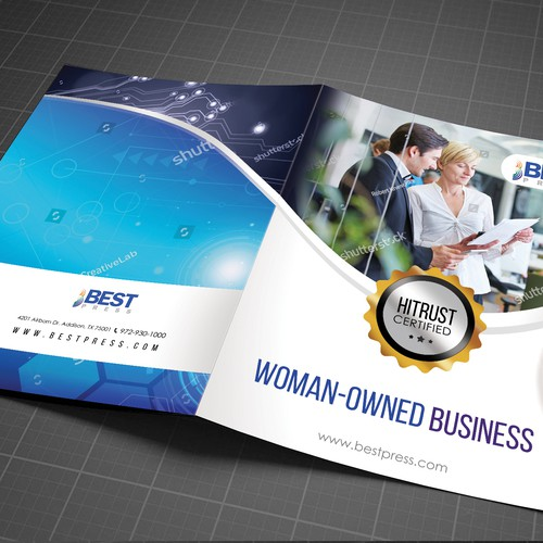 Runner-up design by 123graphics