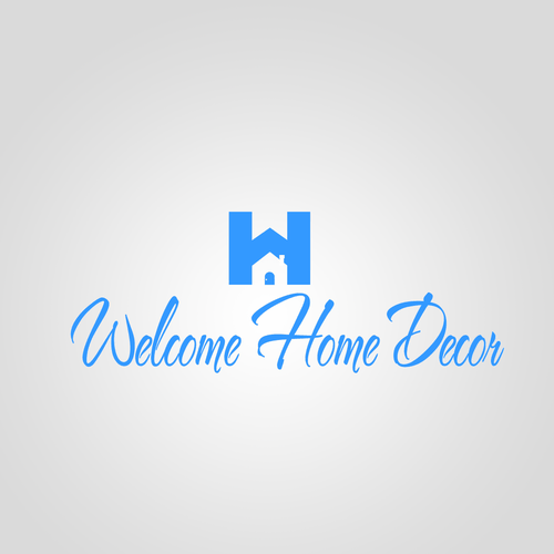 New Logo Wanted For Welcome Home Decor Logo Design Contest