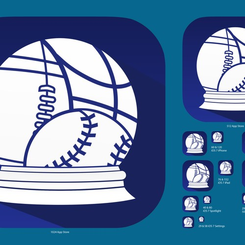Diseño finalista de hOOPed creative ™