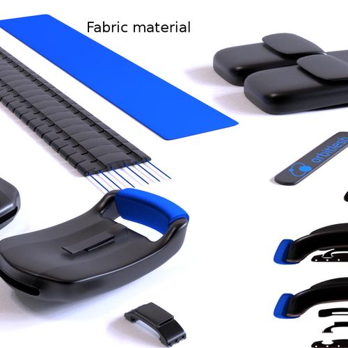 Design finalista por Inochi.concept