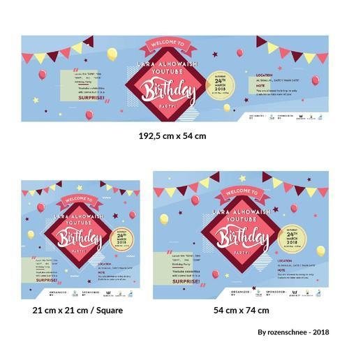 Diseño finalista de rozenschnee