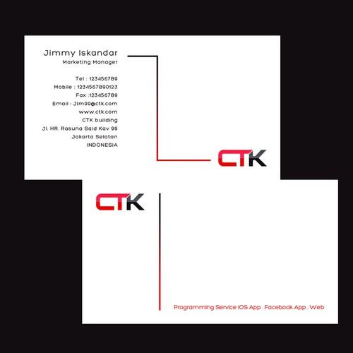 Runner-up design by C777
