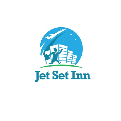 3619353e3d36 Create a winning logo for Jet Set Inn | Logo design contest