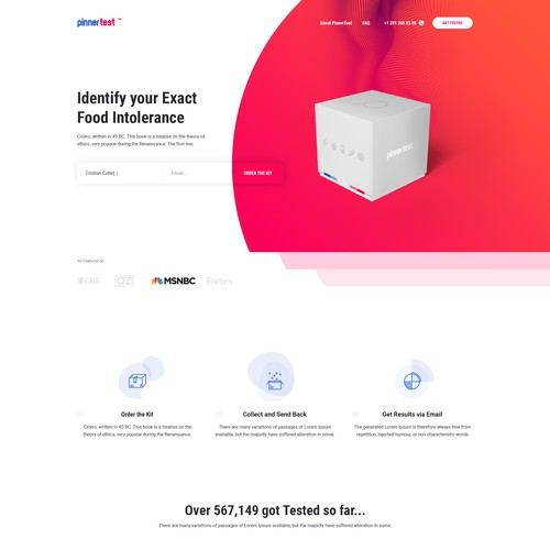 Zweitplatziertes Design von Envaios