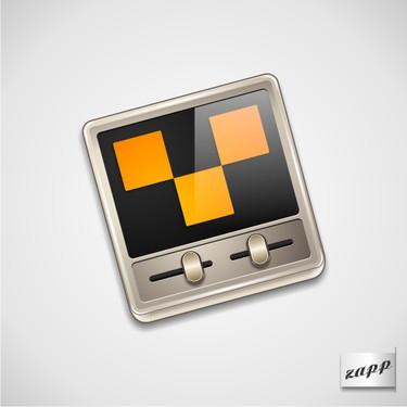 Runner-up design by zapp