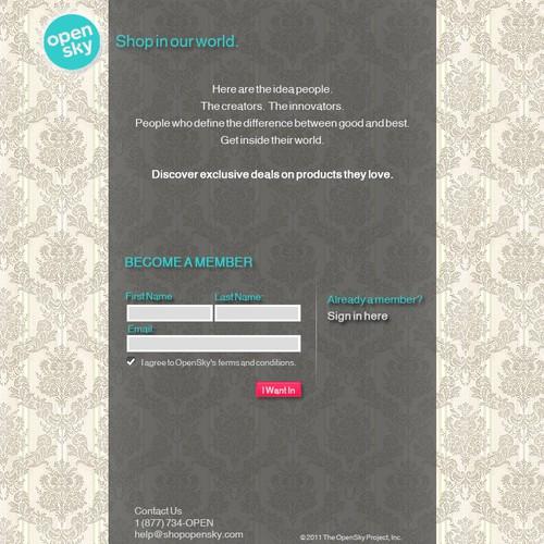 Ontwerp van finalist Magnifica