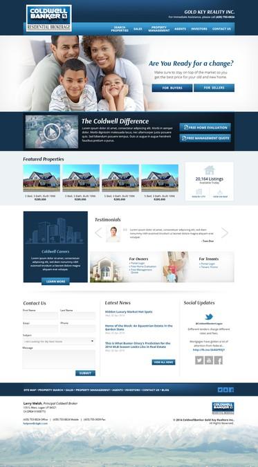 Gewinner-Design von Invisions
