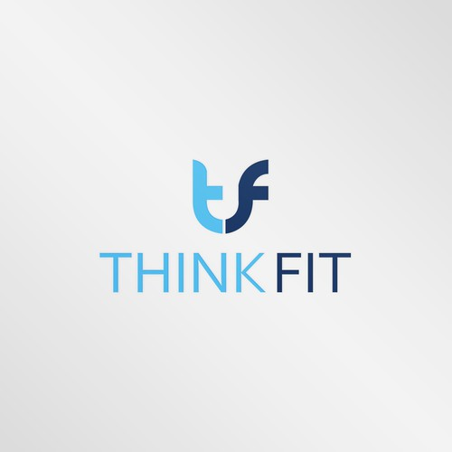 Gym Equipment Logo: Think Fit Needs A Healthy And Happy Fitness Logo. No Gym
