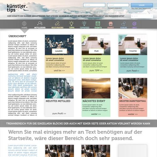 Design finalista por Hochsieben