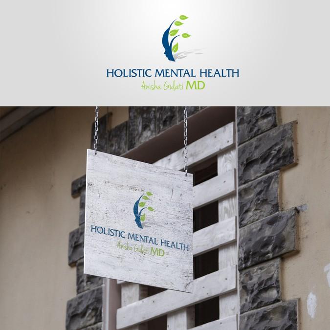 Website design and logo for psychiatric practice   concurso Logo y