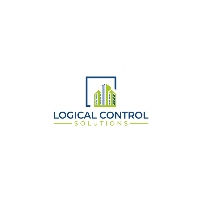 Building Automation Control S Company Needs Innovative Logo Logo