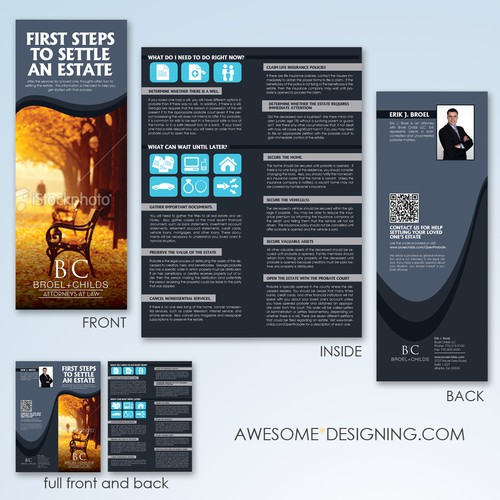 Design finalista por Awesome Designing