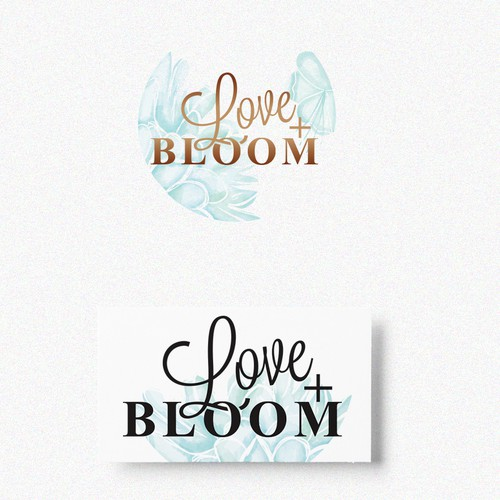 Create a beautiful Brand Style for Love + Bloom! Design by GoodEnergy