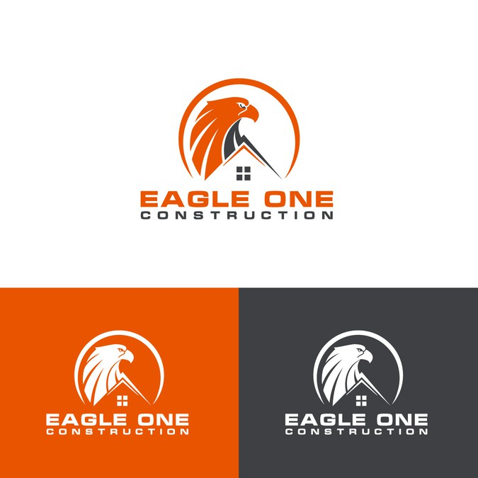 A Logo For Construction Company We Build Custom Home And