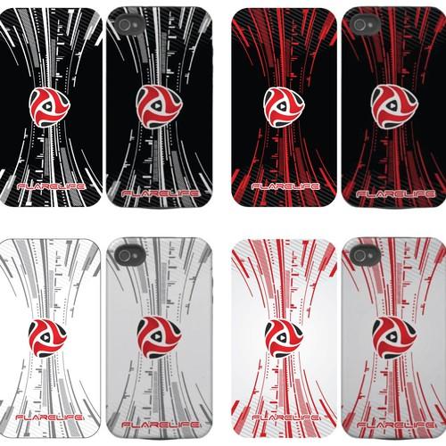 Zweitplatziertes Design von Lhen Que