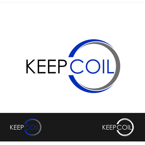 Cr ez un logo cool pour keep coil logo design contest for Coil porte rapide