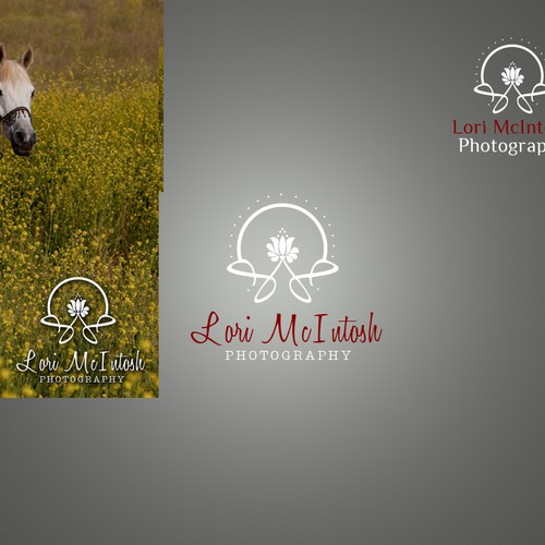 Design finalista por Trademark Lady