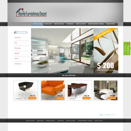 Design finalista por bohemian