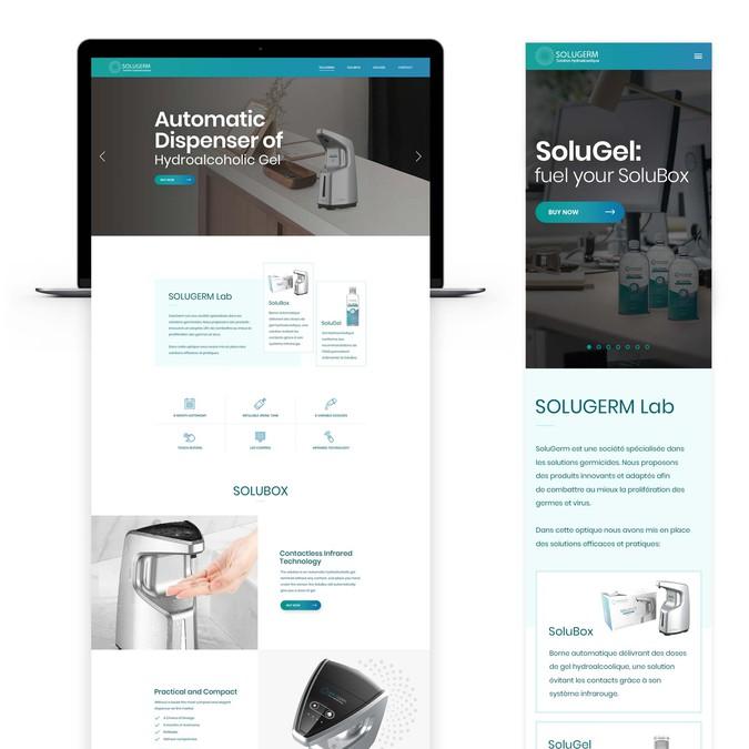 Design gagnant de Dia Dea
