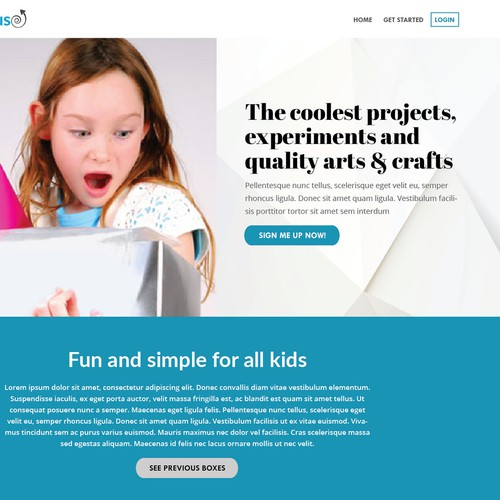 Ontwerp van finalist Intricate