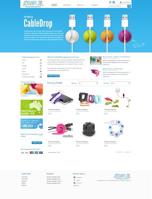 Diseño ganador de a.cooper