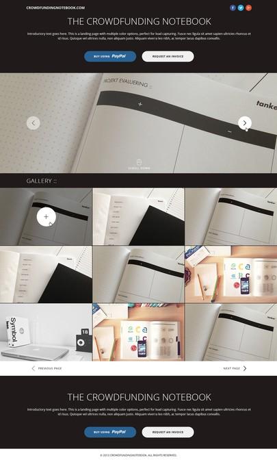 Winning design by manmar