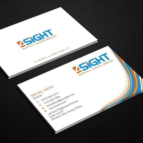 Create a capturing new business card for our company business card runner up design by axis m reheart Choice Image