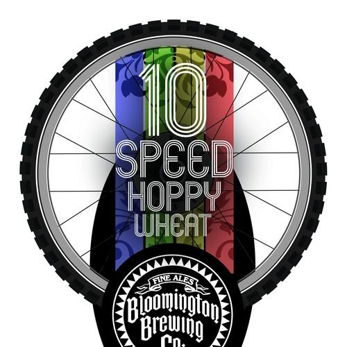 Runner-up design by Adrenaline Design