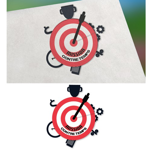 Runner-up design by DSanjaya