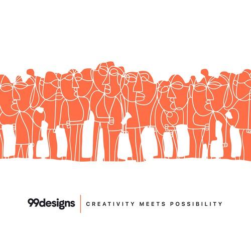 Runner-up design by VisibleGravity™