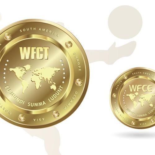 gold coin logo design contest