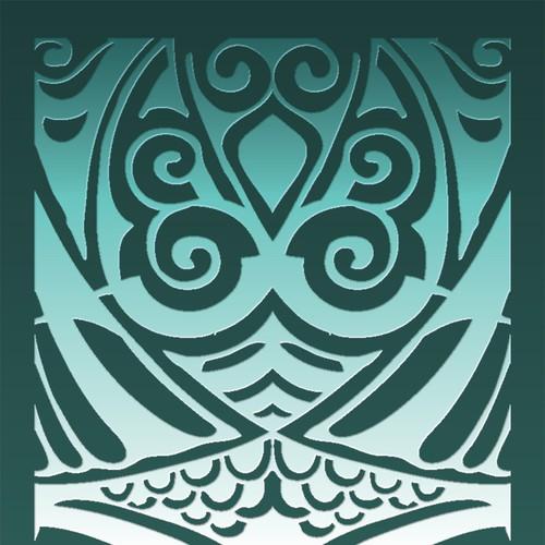 Runner-up design by DeeStinct