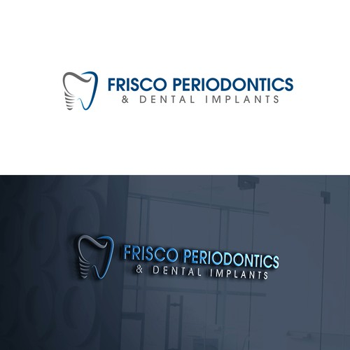 Put a modern twist to our dental office logo Design por ar.ar
