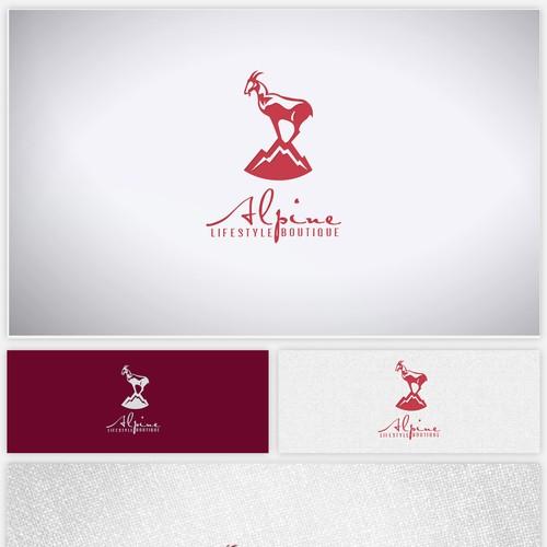 Runner-up design by Rose-Mari Design