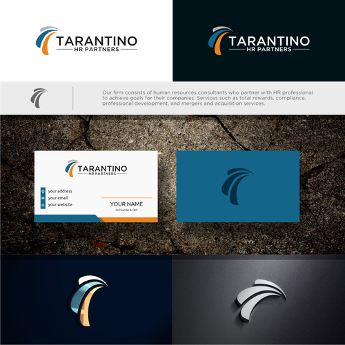 Design a professional, exciting and memorable logo for HR