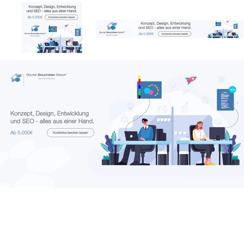 Diseño finalista de Web Helper