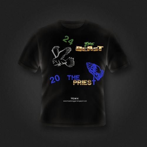 Design finalista por Wolf13