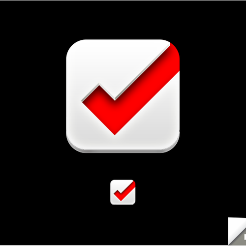 App Icons For A To Do App For The Iphone Button Or Icon Contest 99designs