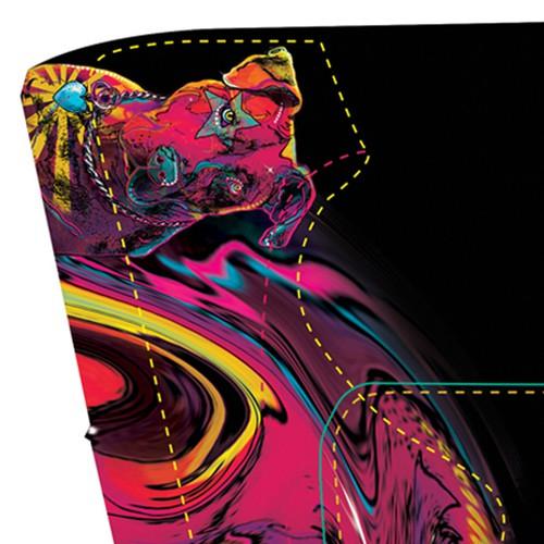 Runner-up design by prim