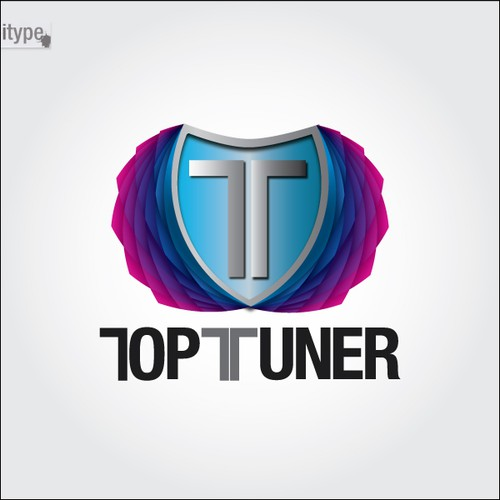 Runner-up design by itype