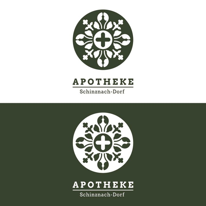 new apotheken logo logo design contest