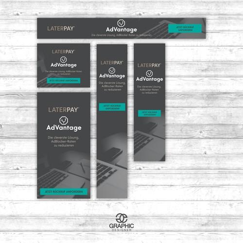 Diseño finalista de ae Graphic Designer