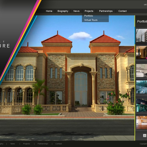 Design finalista por codespur