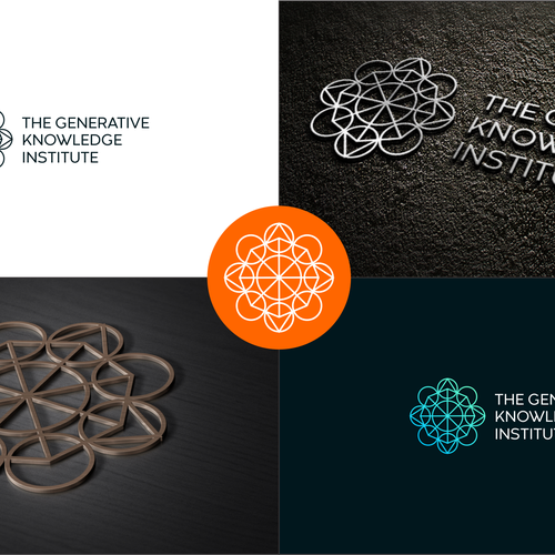 Organic Sacred Geometry logo and possible future designs
