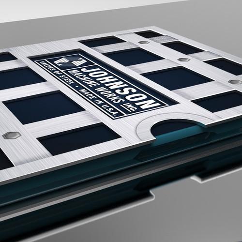 Design finalisti di Matthew Boobyer