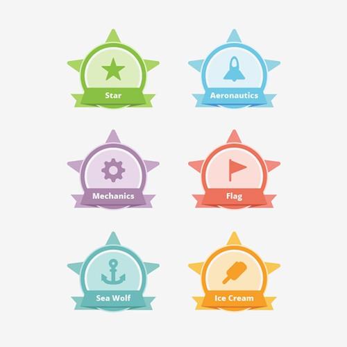 Design finalisti di jirafe