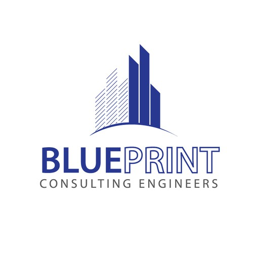Design a logo for blueprint consulting engineers logo design contest runner up design by pixel on paper malvernweather Choice Image