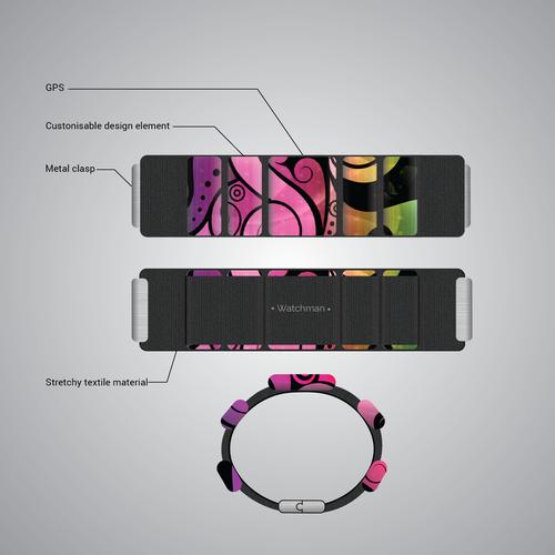 Diseño finalista de Sfumato Design