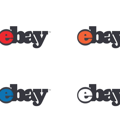 99designs community challenge: re-design eBay's lame new logo! Diseño de Harry Ashton