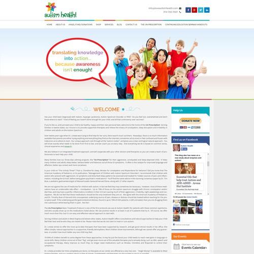 Ontwerp van finalist WebPlanex